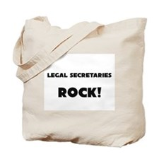 Legal Secretaries ROCK Tote Bag