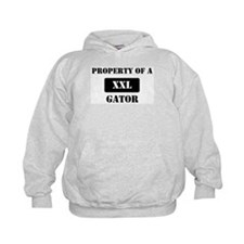 Property of a Gator Hoodie