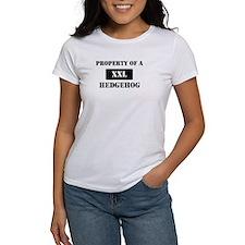 Property of a Hedgehog Tee