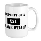 Property of a Minke Whale Mug