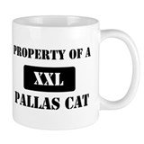 Property of a Pallas Cat Mug