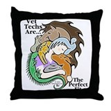 Throw Pillow - Perfect Fit