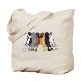 N6 Colors Tote Bag