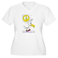 Chuckie at the Beach T-Shirt