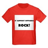 It Support Officers ROCK T