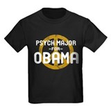 Psych Major for Obama T