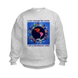 Montessori Children Change the World Sweatshirt