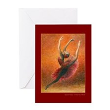 Spanish Dance/Dance Quote Greeting Card