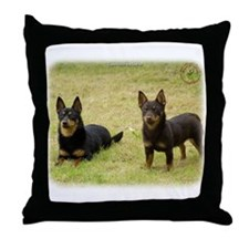 Lancashire Heeler 9R038D-042 Throw Pillow