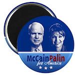McCain Palin for America Magnet