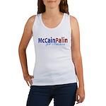 McCain Palin for America Women's Tank Top