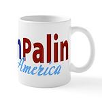 McCain Palin for America Mug