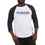 McCain Palin for America Baseball Jersey