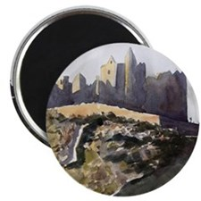 "Unique Castles 2.25"" Magnet (10 pack)"