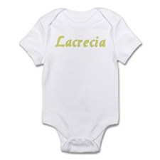 Lacrecia in Gold - Infant Bodysuit