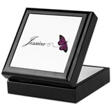 Jessica Keepsake Box
