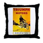 Triumph 1923 Throw Pillow