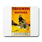 Triumph 1923 Mousepad
