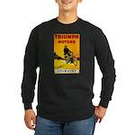Triumph 1923 Long Sleeve Dark T-Shirt