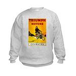 Triumph 1923 Kids Sweatshirt