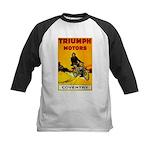 Triumph 1923 Kids Baseball Jersey