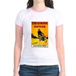 Triumph 1923 Jr. Ringer T-Shirt