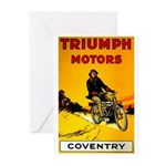Triumph 1923 Greeting Cards (Pk of 20)