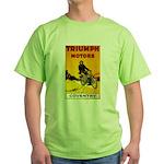 Triumph 1923 Green T-Shirt