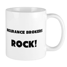 Insurance Brokers ROCK Mug