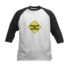 Insulin on board Tee