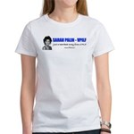 SARAH PALIN (VPILF) Women's T-Shirt