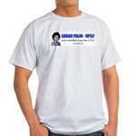 SARAH PALIN (VPILF) Light T-Shirt