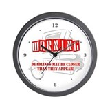 &quot;WARNING: Deadlines...&quot; Wall Clock