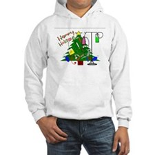 Holiday Nurse/Medical Hoodie