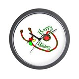 Holiday Nurse/Medical Wall Clock