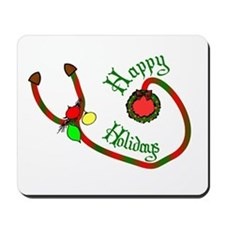 Holiday Nurse/Medical Mousepad