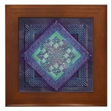 Celtic Avant Garde Framed Tile