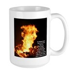 Fire Dragon Large Mug