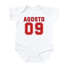 AGOSTO 09 Infant Bodysuit