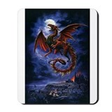 Cute Dragon Mousepad