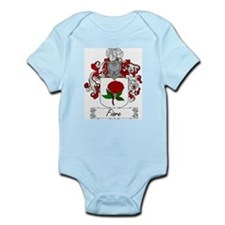 Fiore Family Crest Infant Creeper