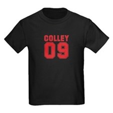 COLLEY 09 Kids Dark T-Shirt