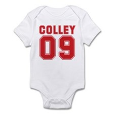 COLLEY 09 Infant Bodysuit