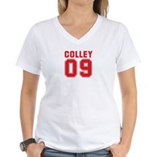 COLLEY 09 Women's V-Neck T-Shirt