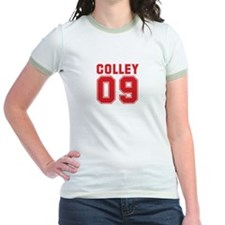 COLLEY 09 Jr. Ringer T-Shirt