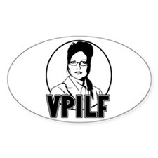 VPILF Oval Decal