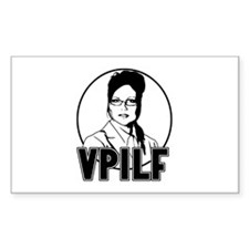 VPILF Rectangle Decal