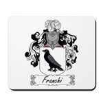 Franchi Family Crest Mousepad 