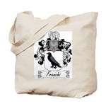 Franchi Family Crest Tote Bag