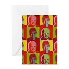 McCain Palin Greeting Card